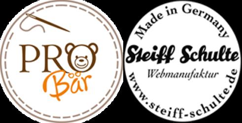 Steiff Schulte Mohair